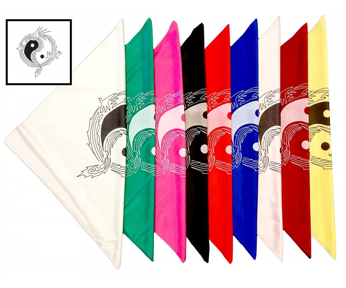 AC0001 - Sword Flags Tai Chi Design 刀彩