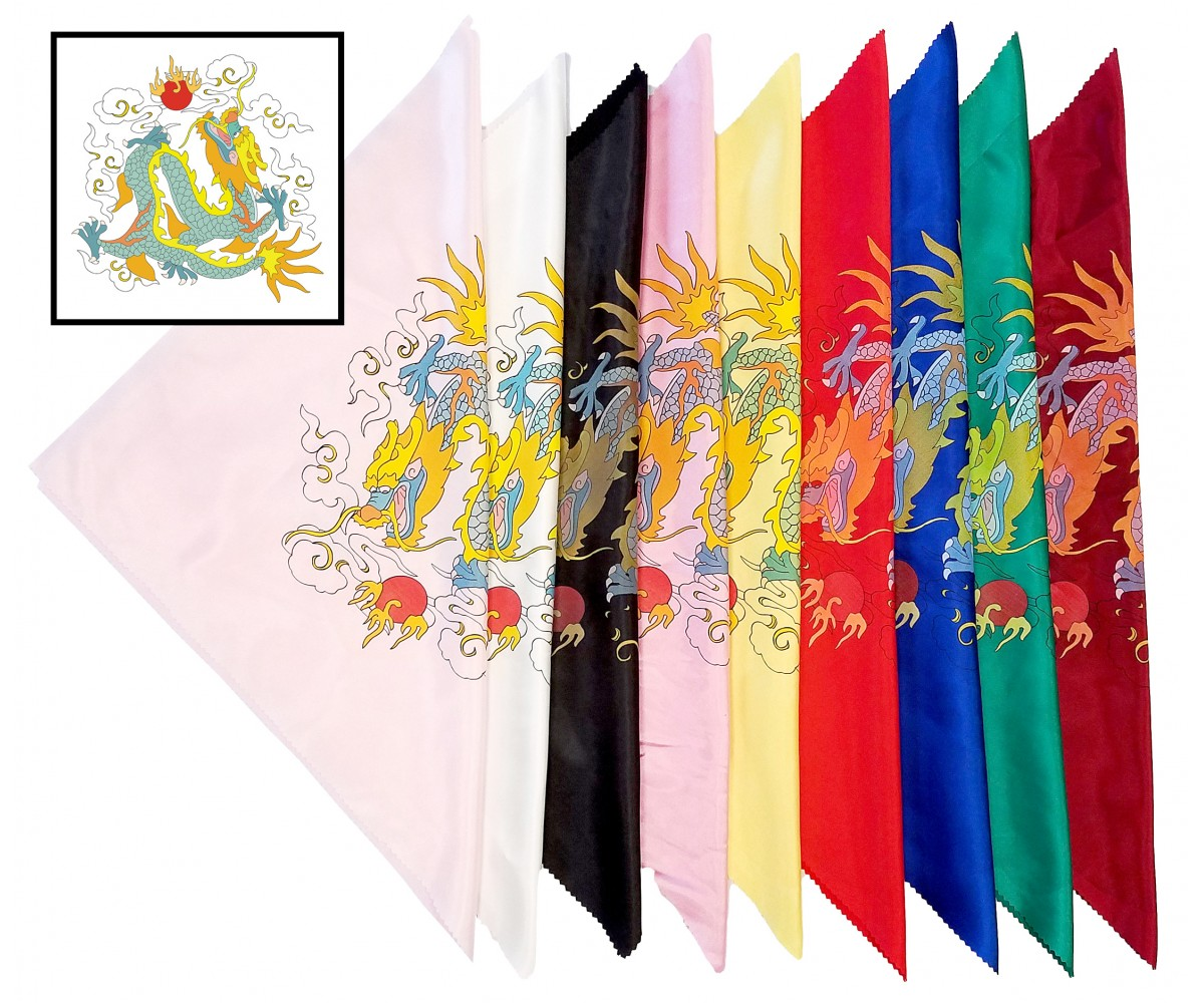 AC0103 - Sword Flags Dragon Design 刀彩
