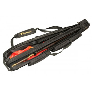 AC023 - Premium Dragon Design Martial Arts Weapon Carrying Bag, Double Layer