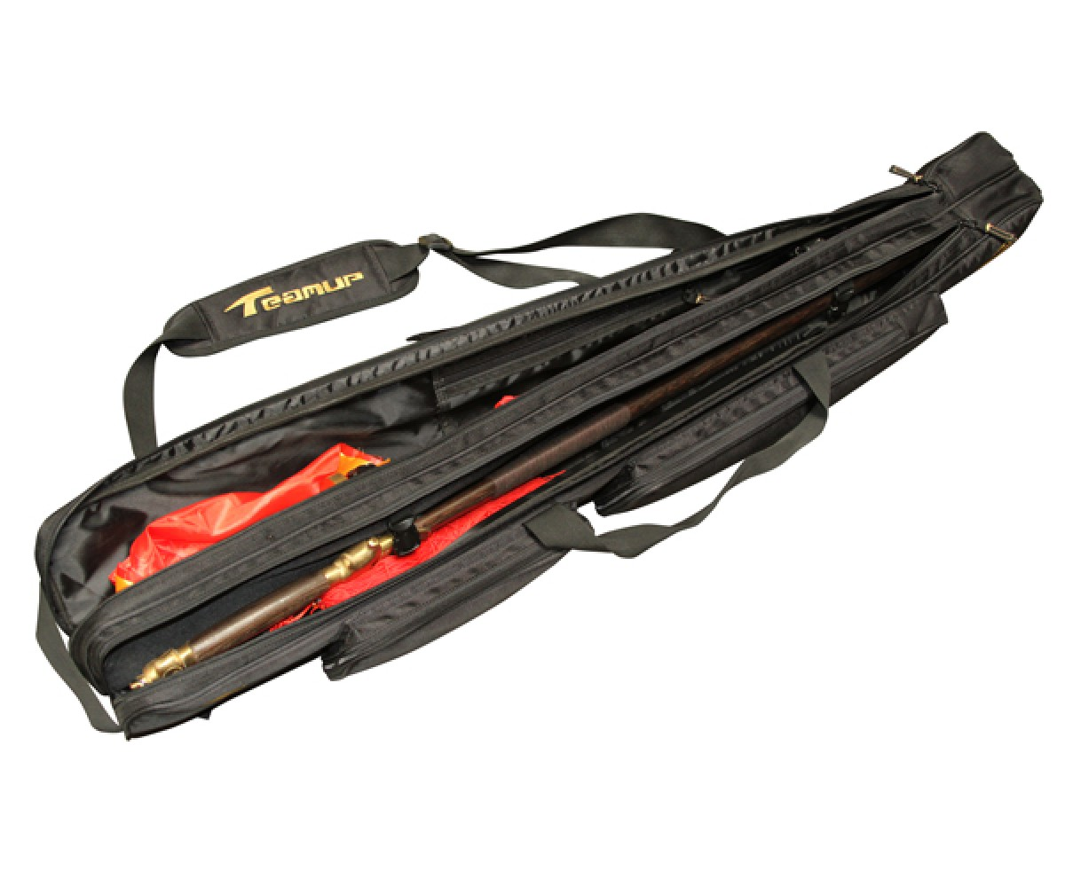AC025 - Premium Phoenix Design Martial Arts Weapon Carrying Bag, Double Layer