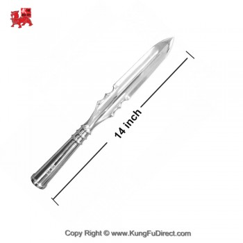 AC028 - Overlord Stainless Steel Spear Head