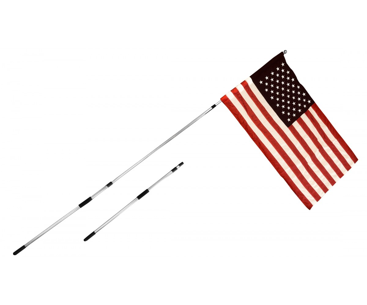 AC030 -  Extendable Flag Pole 10FT