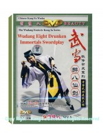 DW041 - Wudang Eight Drunken Immortals Swordplay 武当醉八仙剑