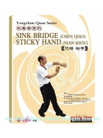 DW111-03 - Sink Bridge (Chen Qiao) Sticky Hand (Nian shou)