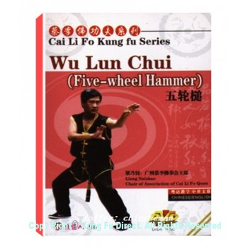 DW113-05 - Cai Li Fo (Choy Lee Fat) Kungfu - Wu Lun Chui (Five-wheel Hammer)