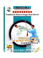DW114-01 - Shanxi Xing Yi System - Practical Skills of Xingyi Whip-staff