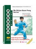 DW118-07 - Eight Diagrams (Bagua) Palm - Eight Styles and Eight Palms