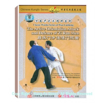 DW121-10 - 10 CHANG QUAN SERIES: ORIGINAL-FORM NATURAL BOXING