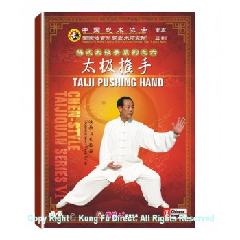 DW170-06 - Chen Tai Chi Pushing Hands(1DVD)