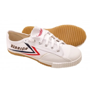 FT011 - Warrior Shoes - White