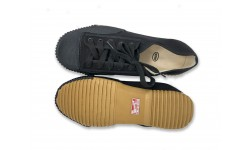 FT013 - Warrior Shoes - Pure Black
