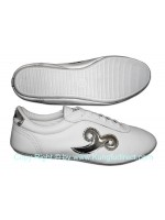 FT026 - Budo Saga White KungFu Shoes