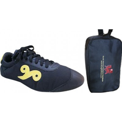 FT028 - Budo Saga Cotton with leather shoes