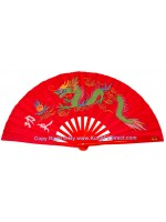 Fan10 - Red Dragon Fan
