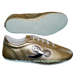 FT020 - Budo Saga Golden KungFu Shoes