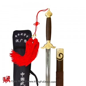 HD1008 - New Premium Tai Chi Competition Sword 高级太极竞赛剑