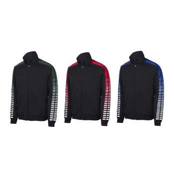 Sport-Tek® Dot Sublimation Tricot Track Jacket. JST93