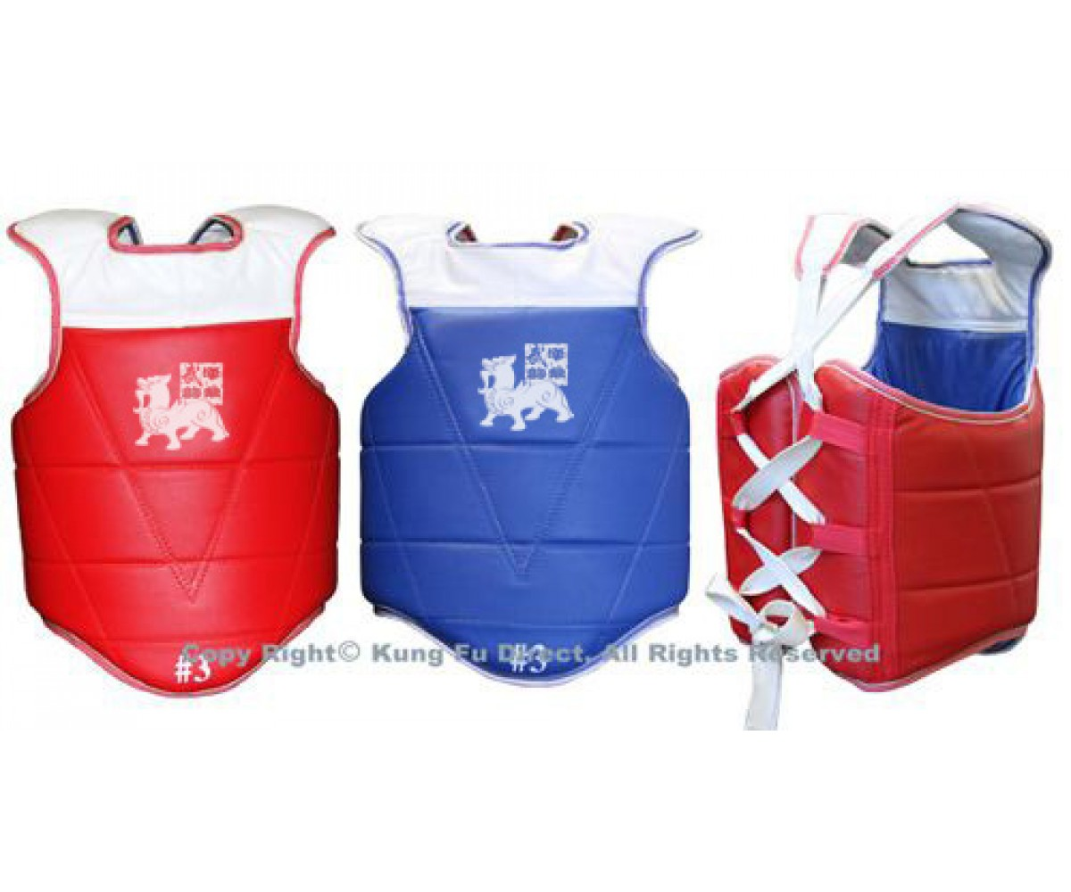 SD001 - Sanda Martial Arts Chest Protector 散打 搏击护具