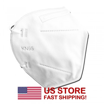 FDA Approved KN95 Respirator, Surgical Particulate Mask, 10 piece/Box
