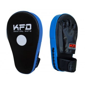 NM007 - Long Hand Pad/Mitts Leather (pair)