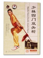 NoA272-Shaolin - Shaolin Simen Double-headed Spear