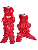 D1313 - Full Body Red Lion