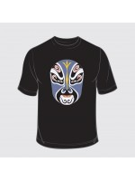 T1501 - Beijing Opera Art Shirt - Series 1