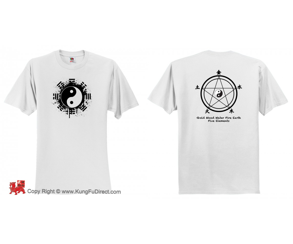TC304-Tai Chi and Five Elements Shirts