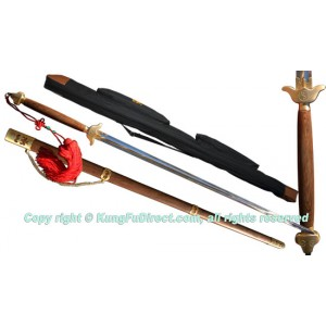TDS042 - Long Quan Double Hand Sword 龙泉双手剑