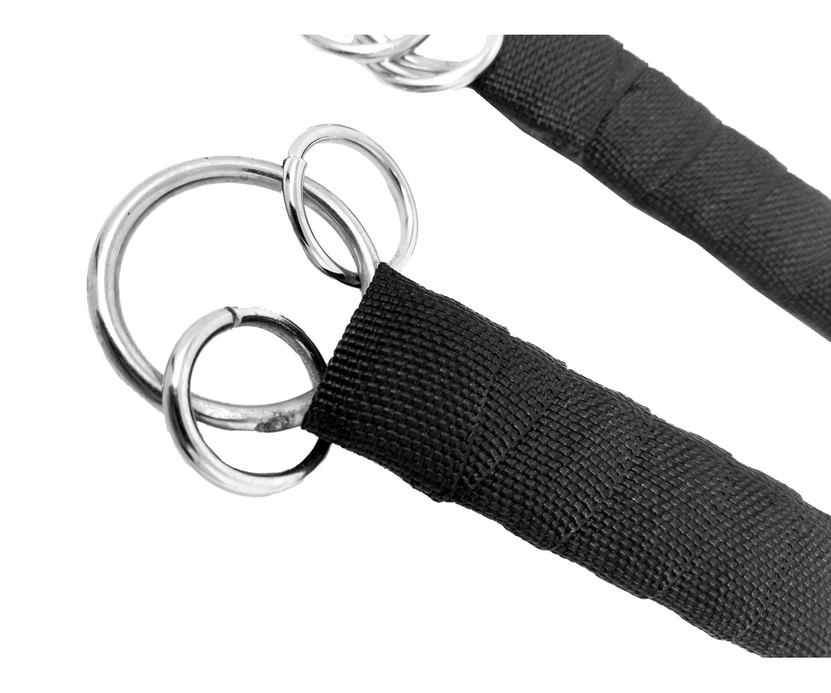 TDS054 - Wushu Double Dagger stainless steel 双匕首