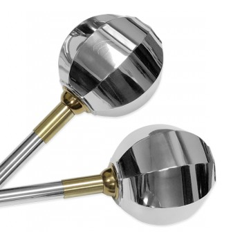 TDS056 - Stainless Steel Double Melon Hammer