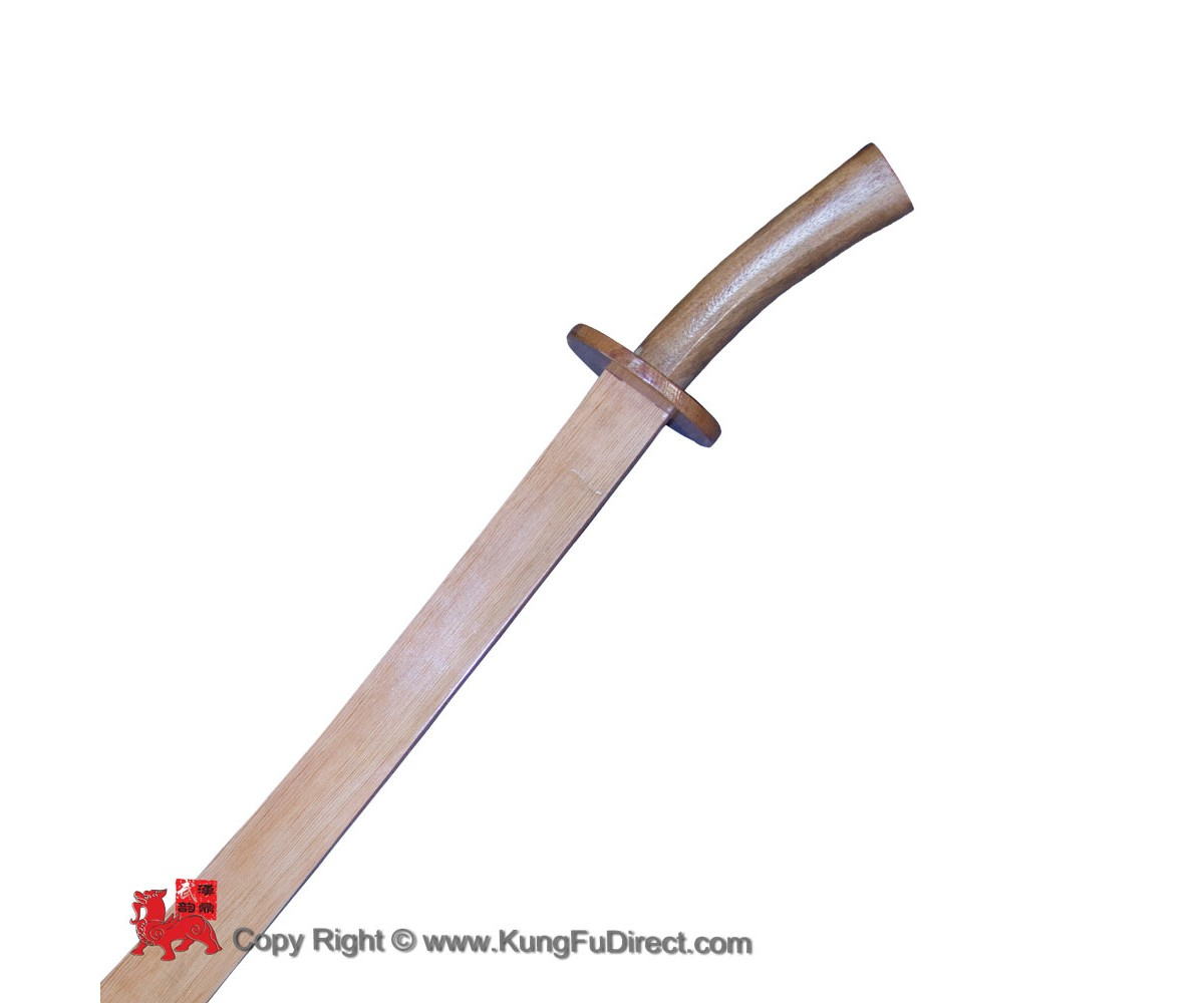 TDS072 - Wooden Broadsword