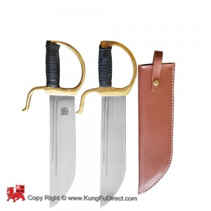 TDS217 - Wing Chun Butterfly Sword ( Butterfly Knives )