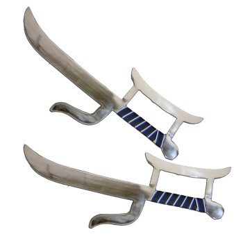 TDS311 - Unicorn's Horn Sword Pair - 麟角刀