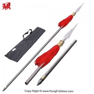 TLW002 - War Dragon Spear 2 piece