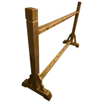 TLW022 - Wooden Stand for Long Weapons(smaller)