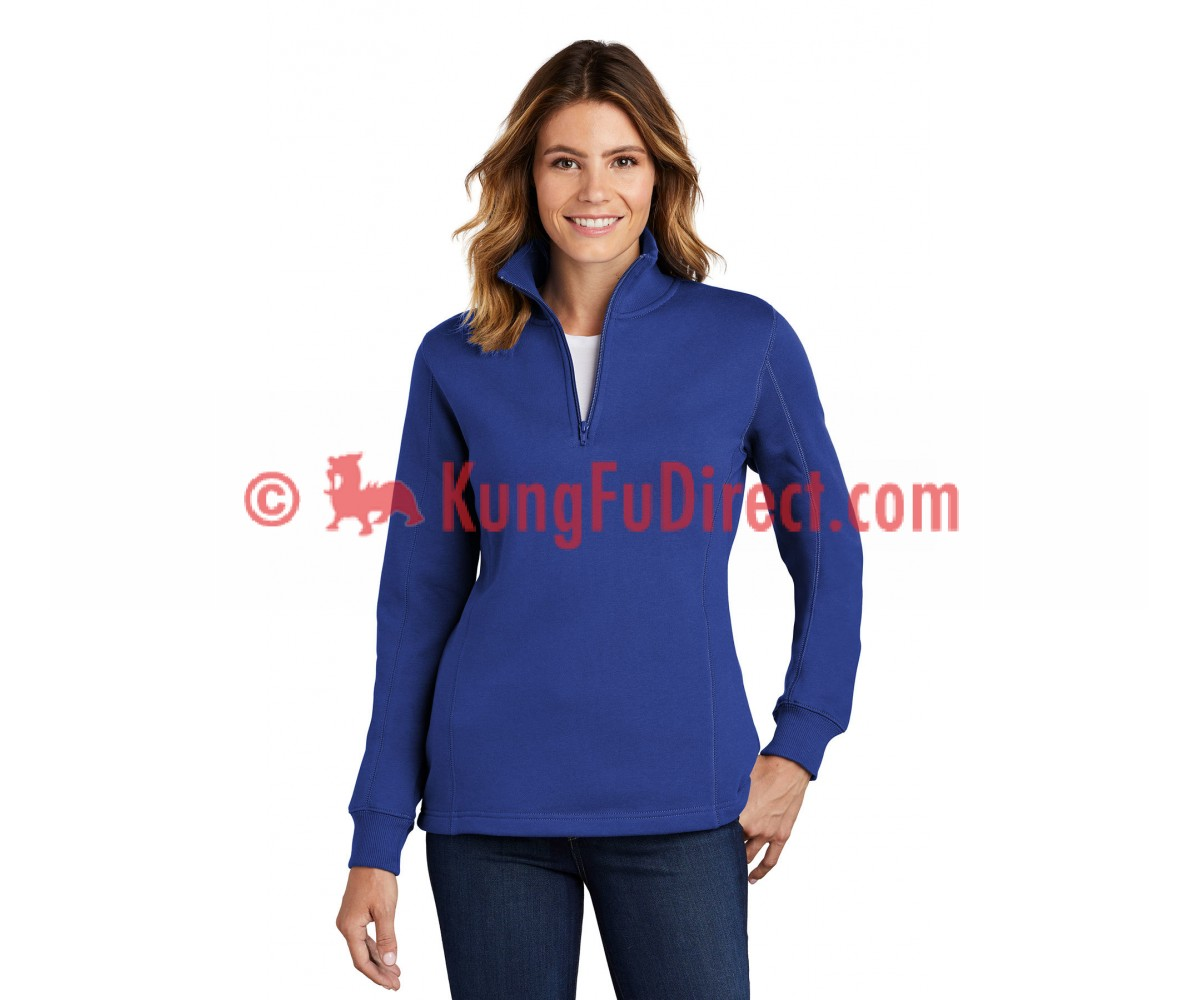 LST253 Sport-Tek® 1/4-Zip Sweatshirt Ladies