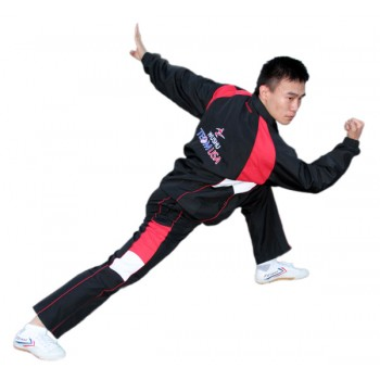 TU100 - USAWKF Wushu Team Official Uniform