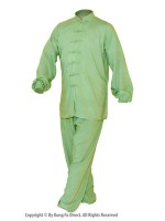 U0777 - Soft Cotton Uniforms -Olivine