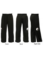 U0791-1 - Art Embrodiery Design - Blended Cotton Kung Fu Pants