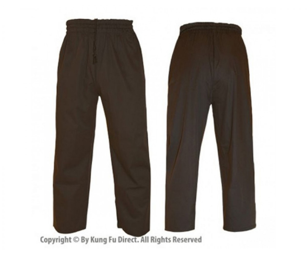U0792 -  Blended Cotton Tai Chi Pants