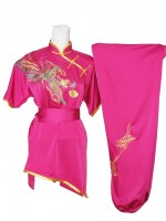 UC512 - Pink Uniform with Golden Trim