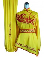UC514 - Yellow Uniform with Red Trim