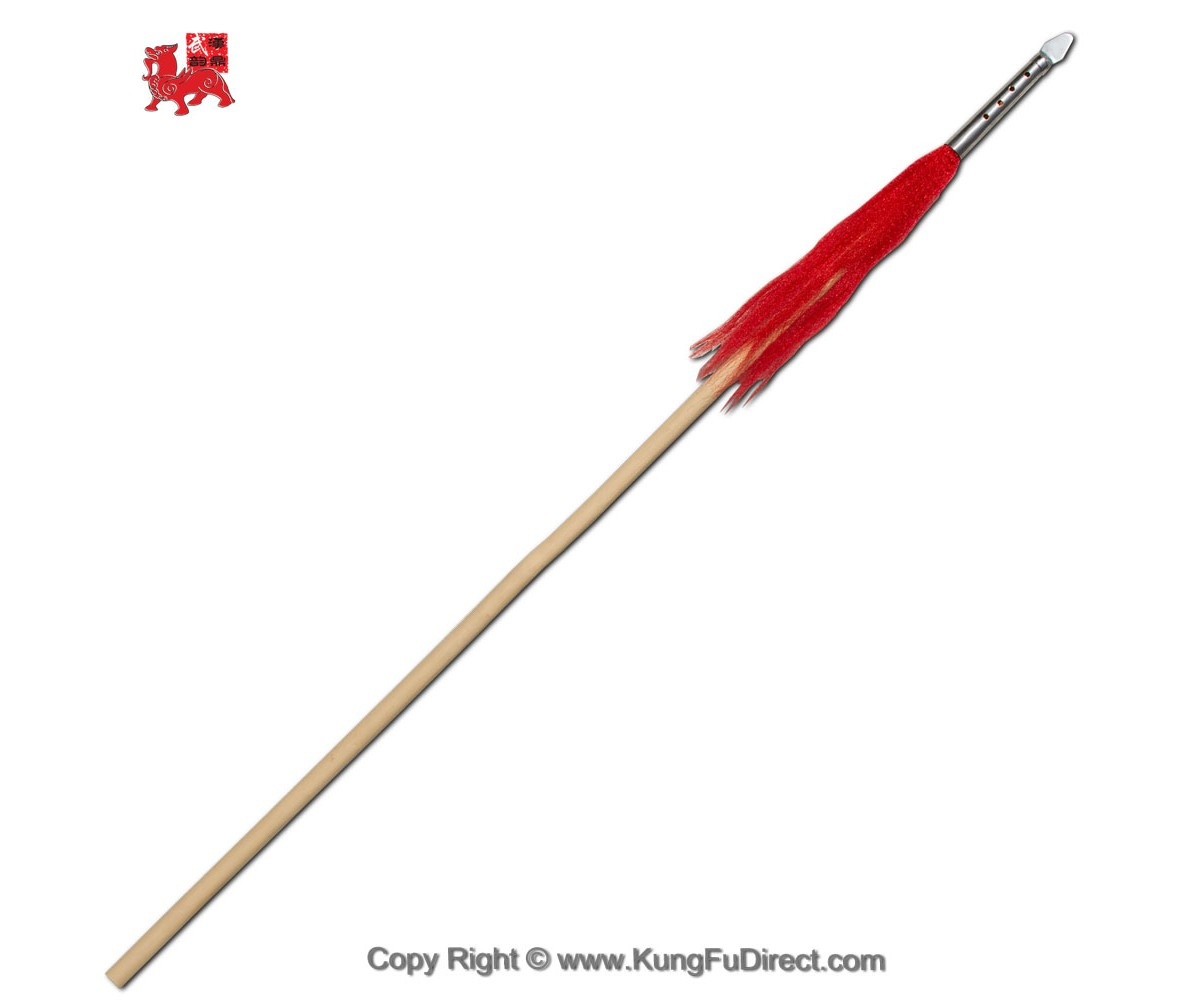 WSL002-1 Wushu Spear with 7.5 in Spear Head 小抢头武术枪