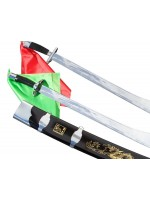 WSS011 - Wushu Twin Broadsword