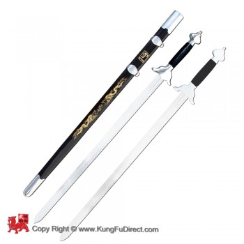 WSS026 - Traditional Firm  Twin Straight Sword