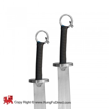 WSS031 - Fighting Set Double Broadswords