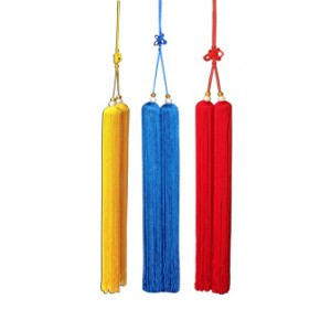 AC004 - Medium Tassels - Braided