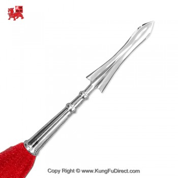 AC027-2 LiuHe Big Stainless Steel Spear Head