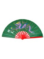 Fan26 - Green Dragon KungFu Fan